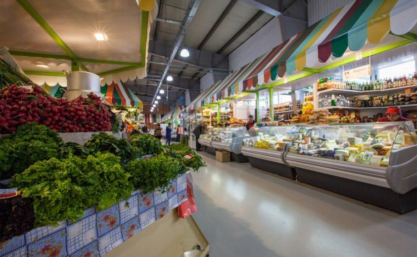 Рынки в Туле